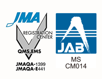 JMA REGISTRATIONCENTER QMS,EMS JMAQA-1399 JMAQA-E441 MS JAB CMO14